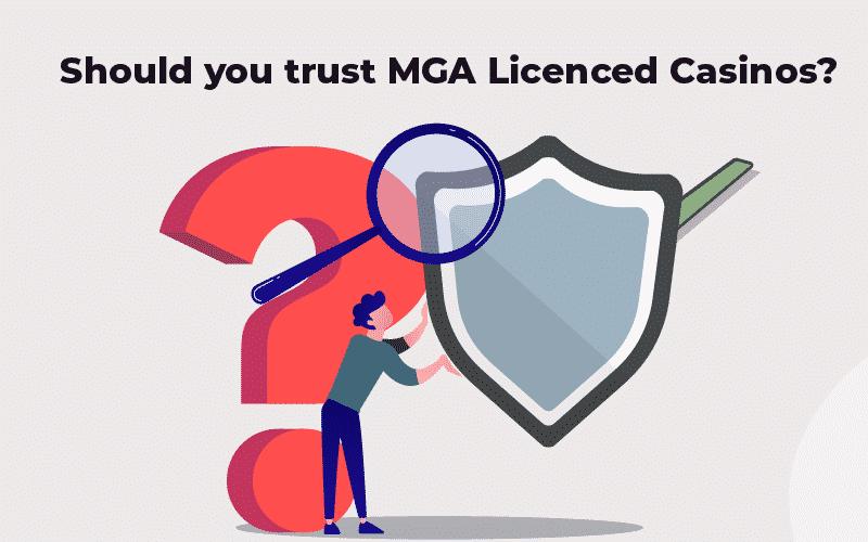 Trusted MGA licenced casinos