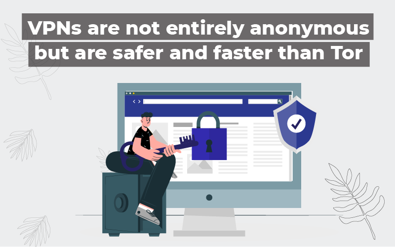 VPN not entirely anonymous