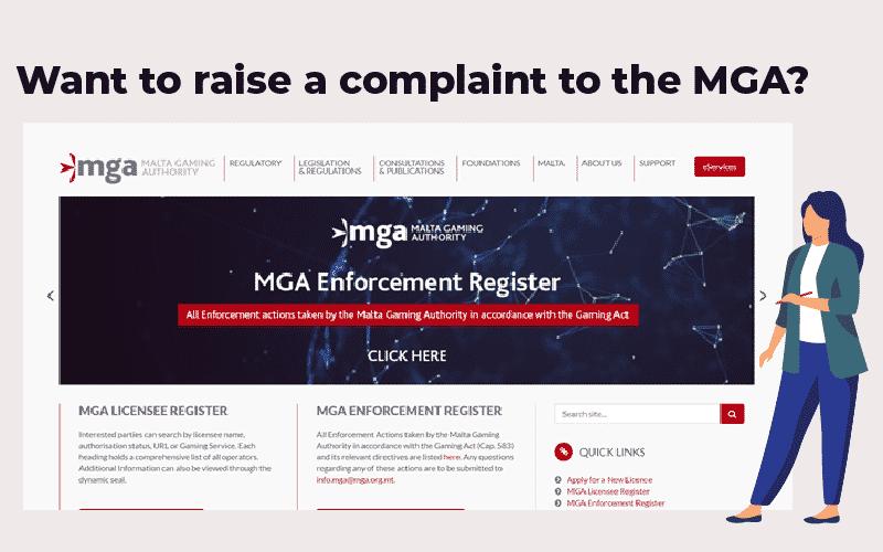 MGA Complaint