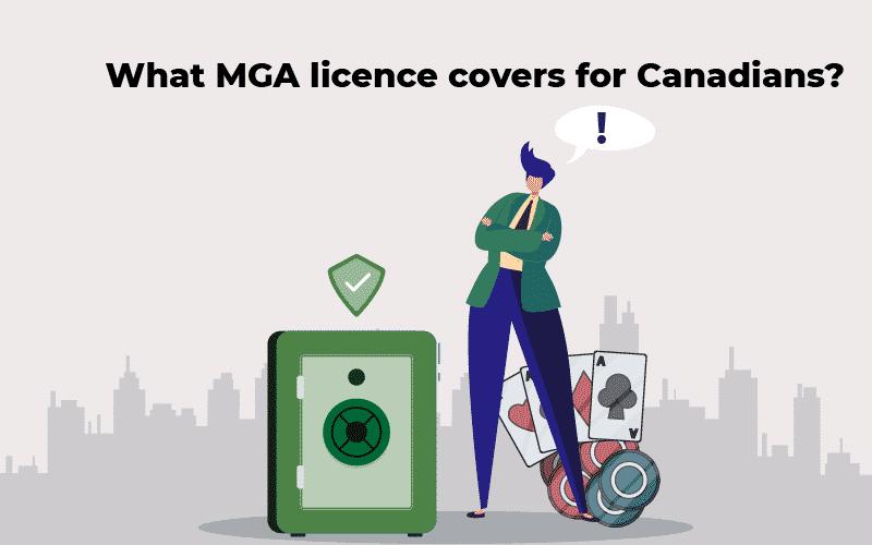 MGA licence protection