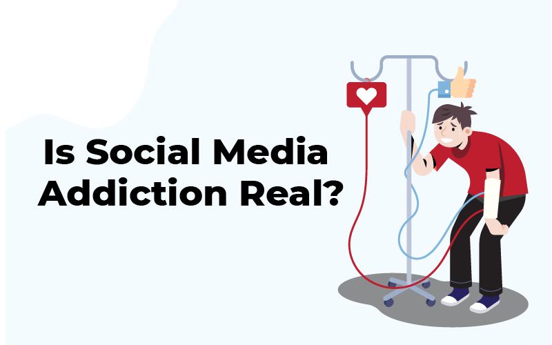 Is Social Media Addiction Real
