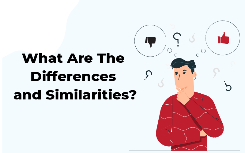 Differences and Similarities