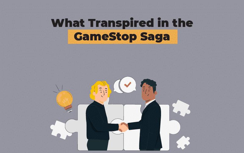 GameStop Saga