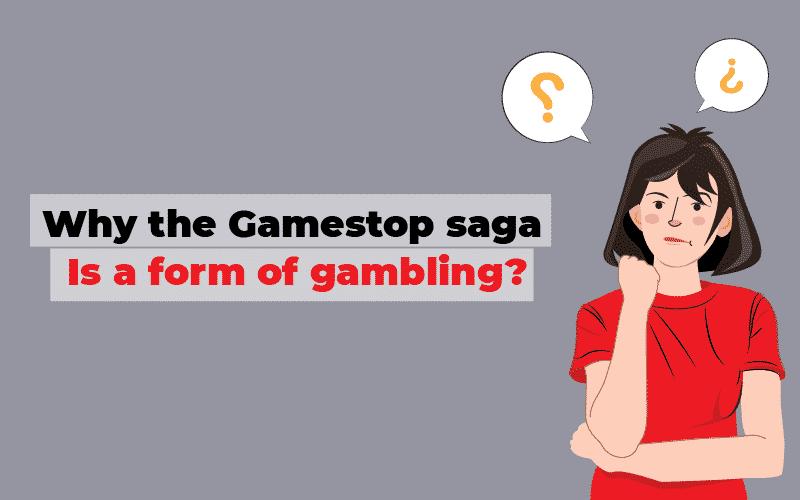Gamestop Saga Gambling